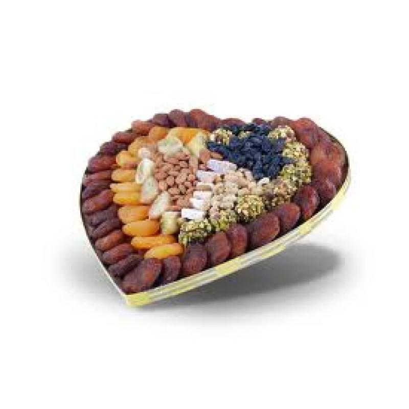 Kalpli Hediye Kayısı Paketi