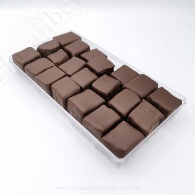 Çikolata Kaplı Kayısı Lokumu 500gr