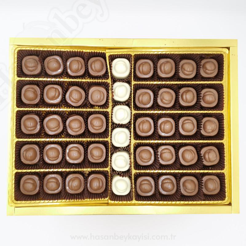 Kayısı Dolgulu Çikolata Paketi