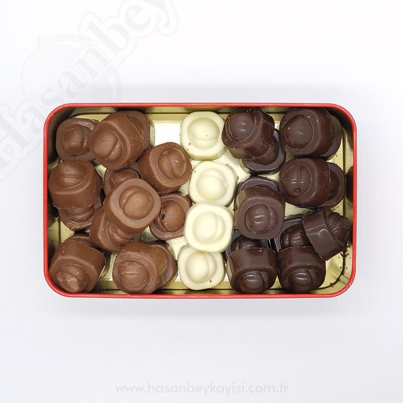Kayısı Dolgulu Çikolata